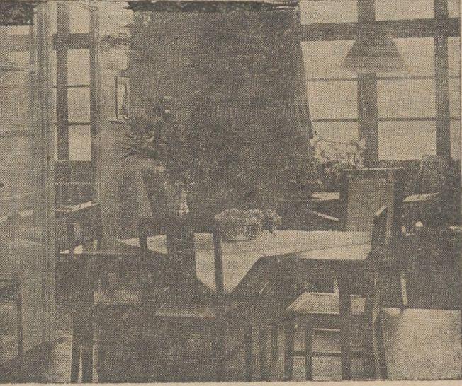 Interior Sanatorium