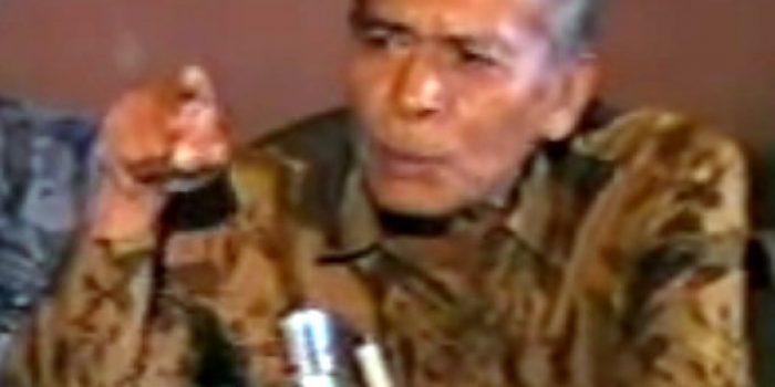 Kolonel Inf (Purn) Nahud Bangun