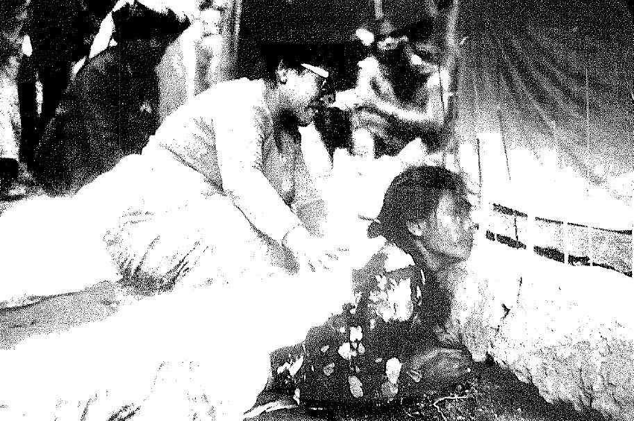 Guru Sibaso Nande Mala dan turang dari Tengger Sembiring