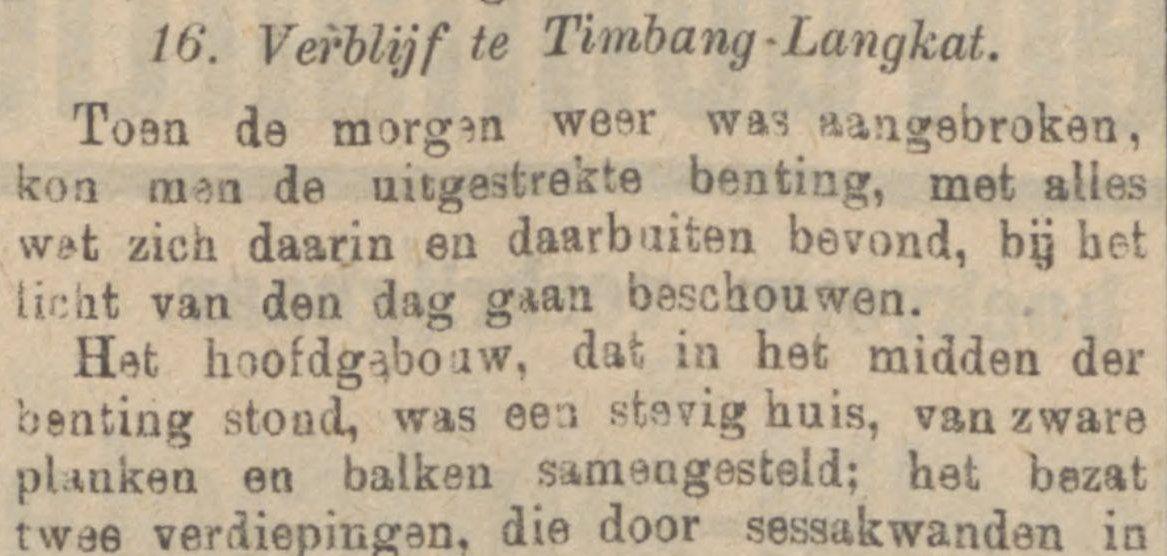 Koran De Sumatra Post tanggal 28-08-1915