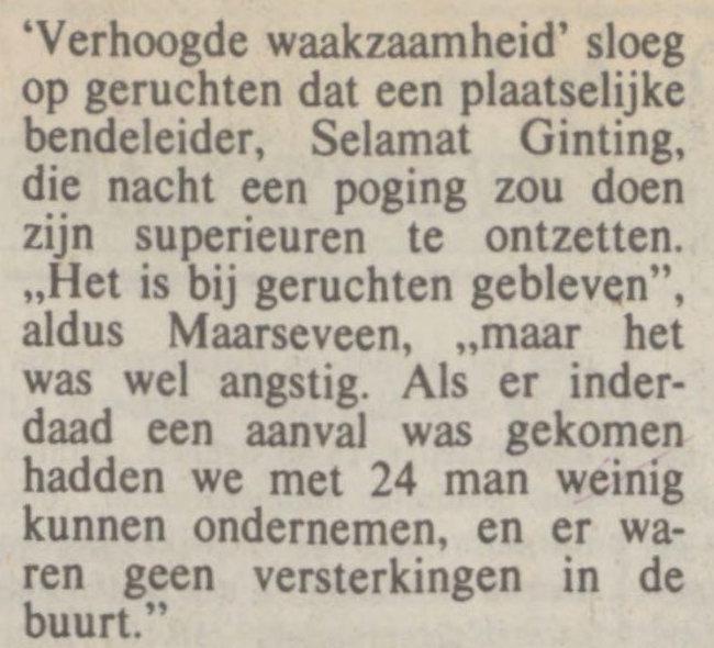 NRC Handelsblad tanggal 19-01-1991.