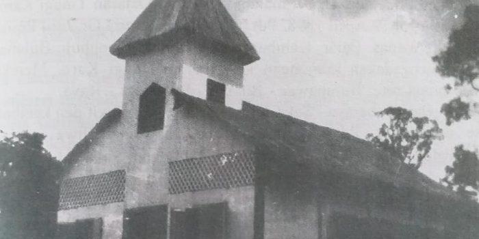 Gereja Buluh Awar ditahbiskan tanggal 24 Desember 1899. Ini adalah Gereja Karo pertama.