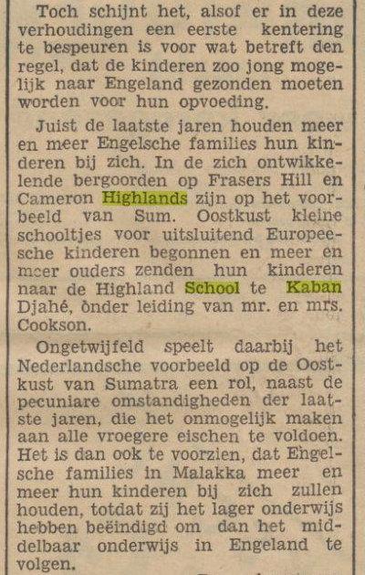 De Indische Courant, 27-02-1936