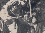Sebuah adegan penuh haru antara Nyzmah dan Omar Bach