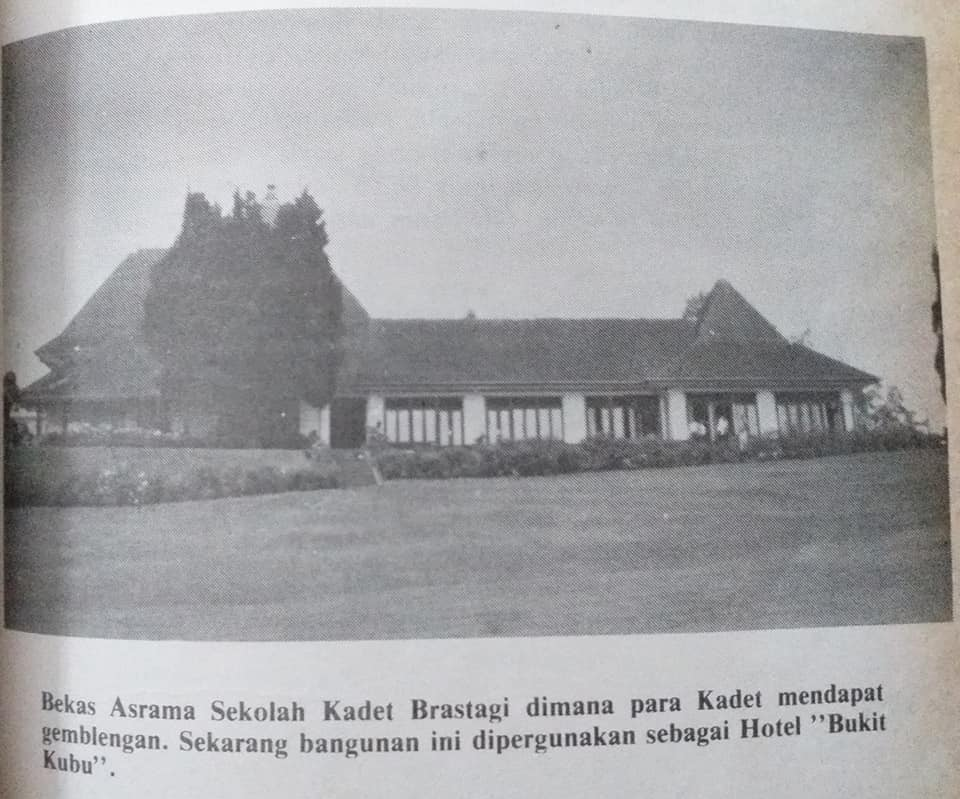 Vila BPM, Bukit Kubu, Berastagi
